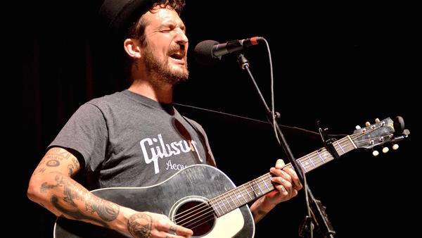 Frank Turner performs on <em>Mountain Stage</em> this week.