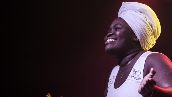 Dayme Arocena's new album, <em>Cubafonía</em>, is out now.