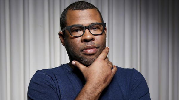 "Writer-director Jordan Peele says that making<em> Get Out</em> represents his ""truest passion."""