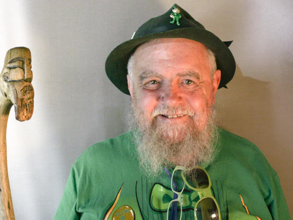 """This St. Patrick's Day the people of Yonkers, N.Y., will be thinking of Jess Buzzutto. He died in 2012, but was known as """"The Leprechaun of Yonkers."""""""