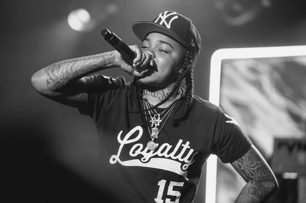 Young M.A at The Gatsby.