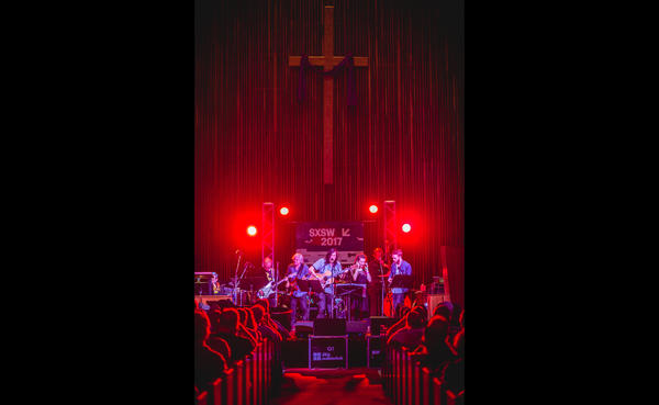 Big Star's <em>Third</em> performed at Central Presbyterian Church with Jody Stephens, The Posies' Ken Stringfellow, producer Mitch Easter, R.E.M. bassist Mike Mills and Chris Stamey of the dBs.