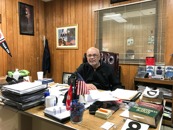 Cairo Mayor Tyrone Coleman says his town is well positioned strategically and geographically to attract business. But it's been a struggle.