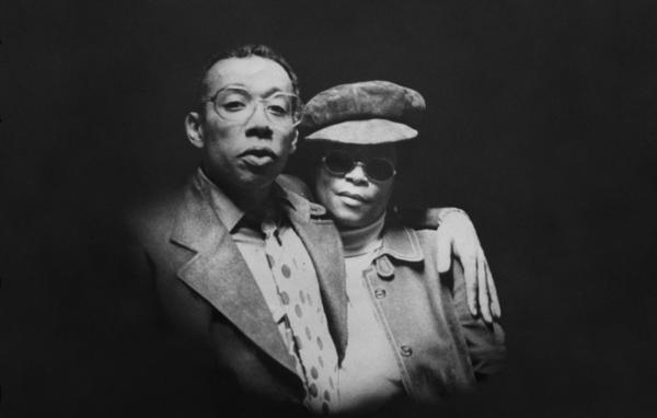 Lee Morgan (left) and Helen Morgan in 1970, subjects of the documentary<em> I Called Him Morgan</em>, directed by Kasper Collin.