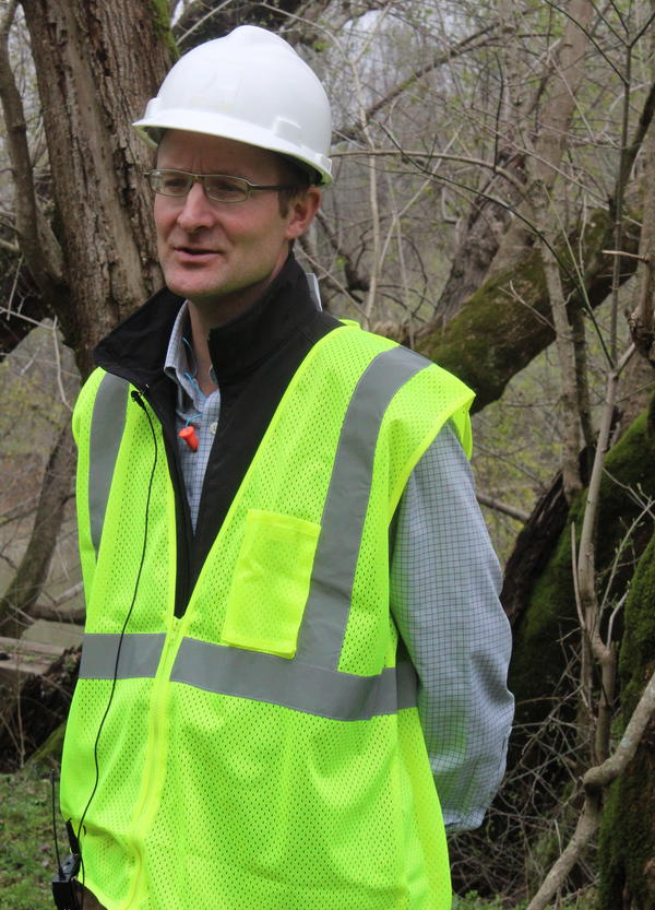 David Phemister, Kentucky State Director for The Nature Conservancy.