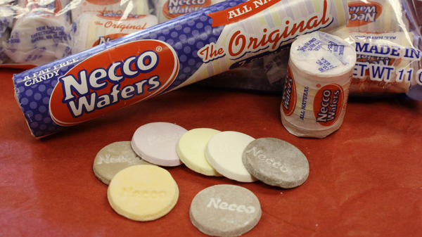 "<p>A photo from 2009 shows ""All Natural"" Necco Wafers. But after customers rejected the changes, the Massachusetts company returned to its original recipe.</p>"
