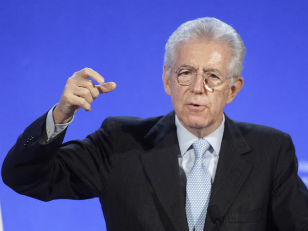 Prime Minister Mario Monti has promised to crack down on tax evaders as part of reforms needed to convince markets that Italy can pay its debts.