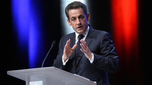 During a speech delivered Thursday in Toulon, France, French President Nicolas Sarkozy says that he and German  Chancellor Angela Merkel will be announcing new measures to guarantee the future of Europe.