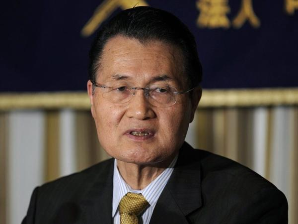 Koichi Kitazawa (shown here March 1 in Tokyo), former director of the Japan Science and Technology Agency, heads the independent commission that investigated the Fukushima accident. The commission concluded that the government, and not a nuclear power company, should bear primary responsibility for the nation's nuclear safety.