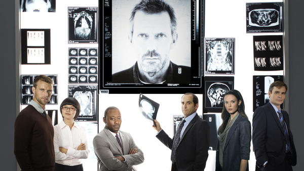 The Peabody Award-winning series <em>House</em> is ending after eight seasons on Fox.