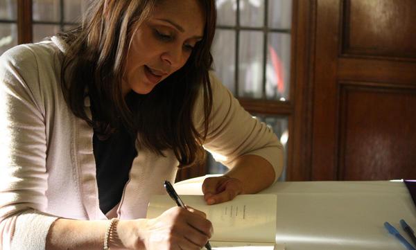 English professor Natasha Trethewey was named the 19th U.S. poet laureate last week.