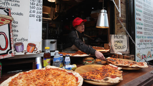 Vendors will serve 14 million meals during the Olympics, and critics are already panning the menu.