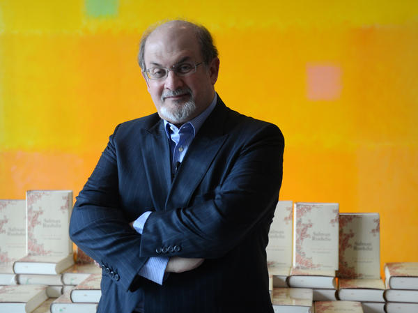 Salman Rushdie is the author of <em>The Satanic Verses,</em> which inspired a fatwah calling for his death. His novel <em>Midnight's Children</em> has been adapted into a film that opens in the U.S. on Nov. 2.
