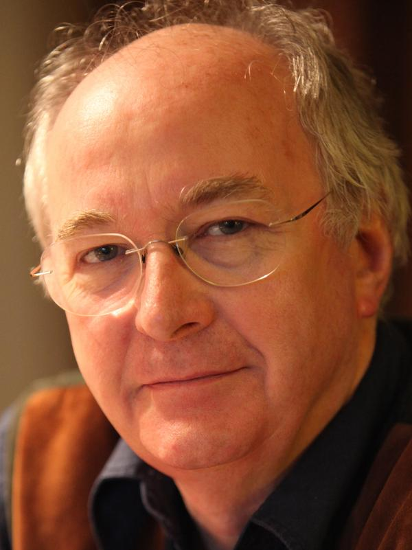 Philip Pullman is the author of the <em>His Dark Materials</em> fantasy trilogy, which includes <em>The Golden Compass</em>, <em>The Subtle Knife</em> and <em>The Amber Spyglass.</em>