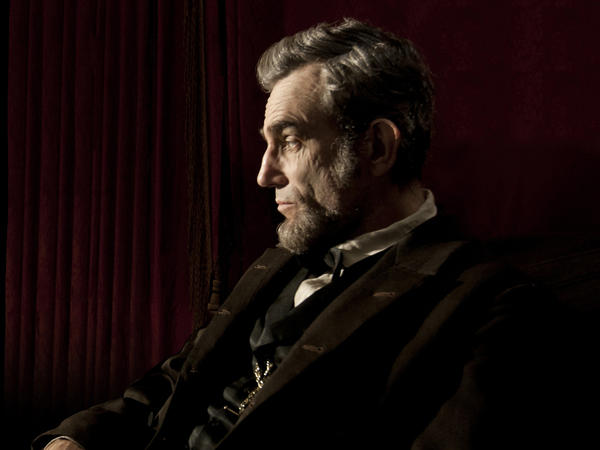 Day-Lewis used firsthand accounts of Abraham Lincoln's speeches, along with his personal letters, to develop a voice and a style for Steven Spielberg's biographical drama.