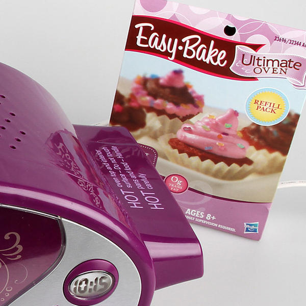 Hasbro's pink Easy Bake Oven is under fire for reinforcing gender stereotypes.