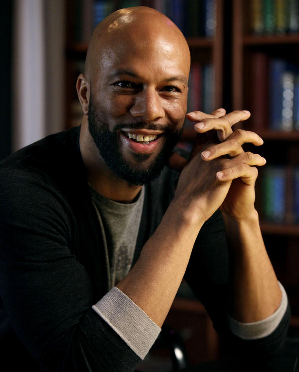 Rapper-actor Common