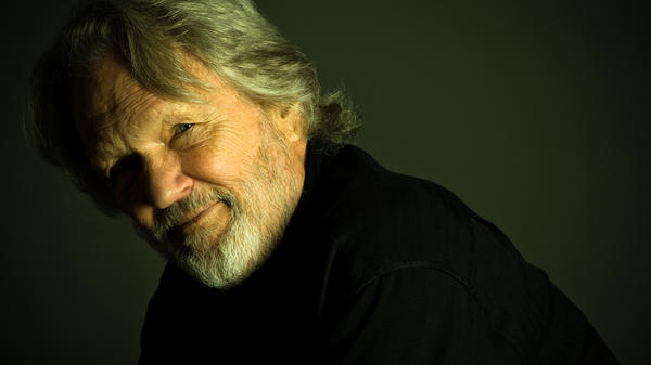 At age 76, musician Kris Kristofferson is still writing songs. His new album is called <em>Feeling Mortal</em>.