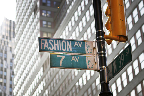 "From West 24th to West 42nd Street, New York's Seventh Avenue is also known as ""Fashion Avenue."" It's home to major designers, as well as those who are just starting out, like Ann Yee and Daniel Vosovic."