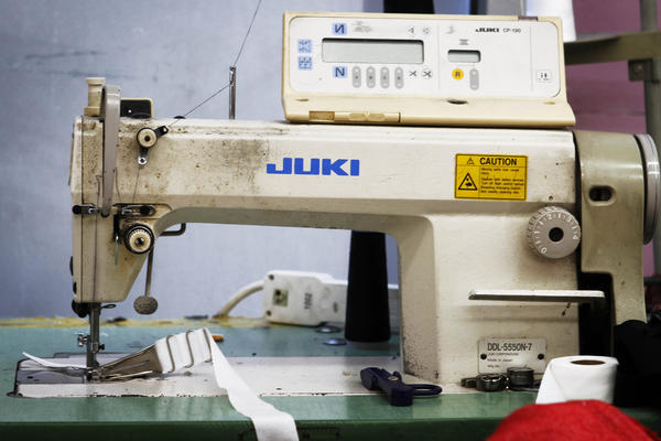 Many of those employed in New York's apparel factories have worked in the Garment District for decades. Others are new business owners and have opened factories within the past couple of years.