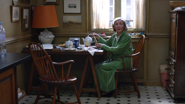 Emmanuelle Riva is the oldest woman to be nominated for the Best Actress Oscar. Her role in the successful, award-winning <em>Amour </em>shows how an older audience is changing the face of cinema.