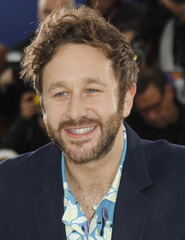 Actor Chris O'Dowd