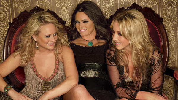 Miranda Lambert, Angaleena Presley and Ashely Monroe, country stars in their own right, form the trio Pistol Annies.