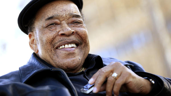 James Cotton is in his 69th year of performing. The latest album by the Mississippi-born, Chicago-based bluesman is called <em>Cotton Mouth Man</em>.