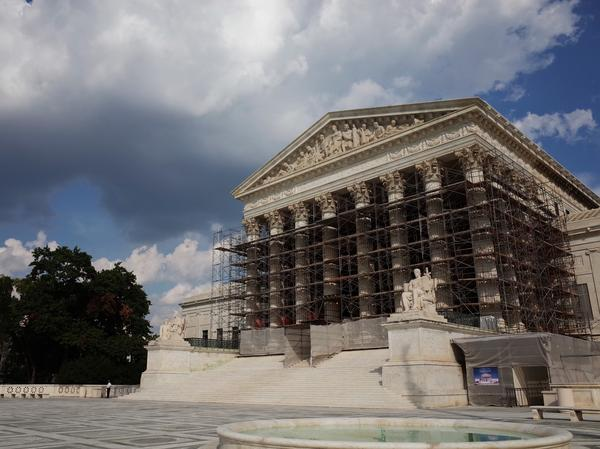 The U.S. Supreme Court is set to hear arguments in a case that challenges the court's most famous treaty decision, written in 1920 by Justice Oliver Wendell Holmes.