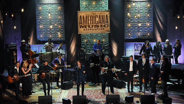 The 13th annual Americana Music Association Honors and Awards Show at the Ryman Auditorium on Sept. 17, 2014 in Nashville, Tenn.