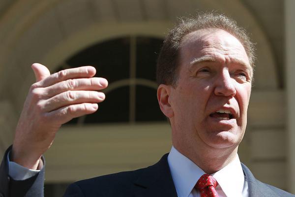 Republican David R. Malpass, seen in 2010, is advising Donald Trump.