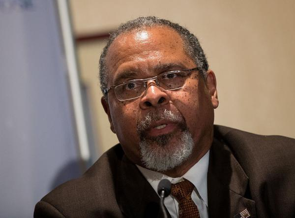 Ken Blackwell, seen in June, is the former Ohio secretary of state.