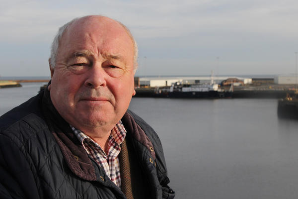 Former Sunderland Mayor Leslie Scott voted to stay in the European Union. Among other things, he worried about the damage Brexit could do to the city's major private employer Nissan.