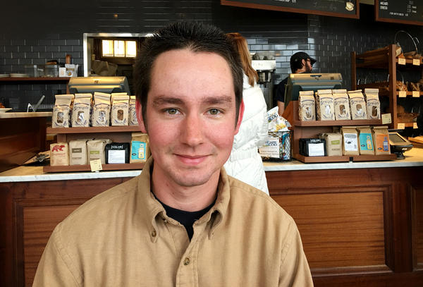 Luke Franco, 26, works three jobs and doesn't know whether he qualifies for Medicaid or a subsidy to buy coverage on the exchange set up under the Affordable Care Act.