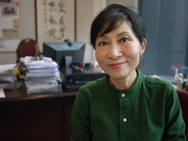 Claudia Mo, a member of Hong Kong's Legislative Council, predicts more political turmoil if Carrie Lam prevails in Sunday's vote.