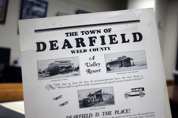 After the Dust Bowl and Great Depression wreaked havoc on Dearfield, its founder tried to rebrand the town as a vacation spot for hunters.