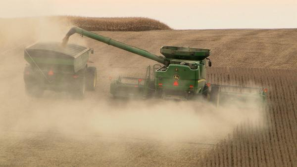 Free trade agreements like NAFTA have generally eased restrictions on Corn Belt farmers selling their corn and soybeans to markets all over the world.