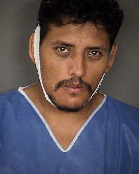 Armando Rodrigo Garcia-Ramires, a Mexican national, was arrested last month in San Antonio and charged with double capital murder.