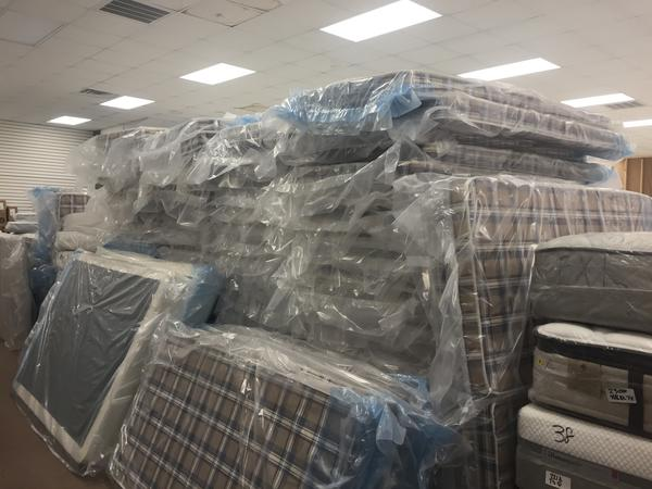 Several organizations, including Adopt a Family and the Baton Rouge Emergency Aid Coalition,  worked together to provide mattresses and bedding for children who had been sleeping on the  floor months after August floods inundated homes in southeast LA