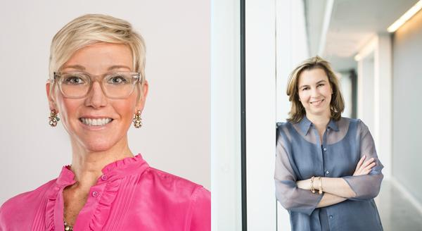 Left: Stephanie Witte Right: Loren Mayor