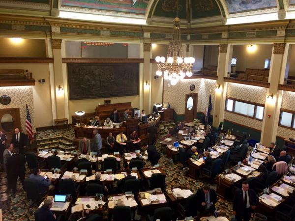 Budget Bill Passes State Senate