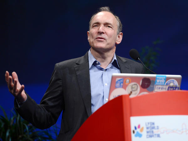 Tim Berners-Lee still largely sees the potential of the Web, but it has not turned out to be the complete cyber Utopian dream he had hoped.