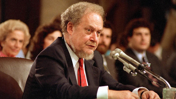 Remember Judge Robert Bork's failed 1987 Supreme Court nomination? Some Republicans still do.