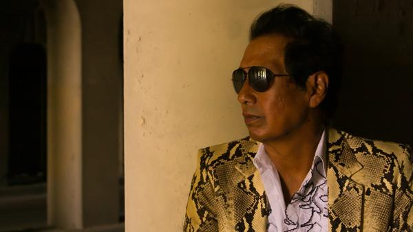 Alejandro Escovedo's latest album is <em>Burn Something Beautiful</em>.