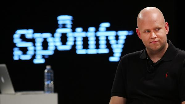 Spotify co-founder and CEO Daniel Ek in 2012, just one year after the service launched in the U.S. It now has 50 million paying subscribers.
