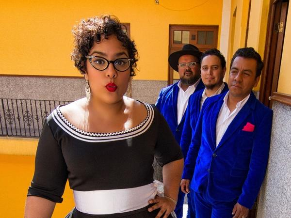 La Santa Cecilia creates stunning music and visuals on its new album.