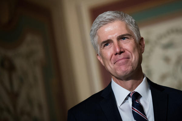 The Senate confirmed Judge Neil Gorsuch to the Supreme Court on Friday.