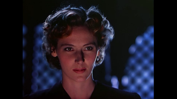 "Egyptian Theatre manager Dennis Bartok says this Technicolor nitrate print of the movie <em>Black Narcissus</em> is ""a spiritual experience for people who love cinema."""