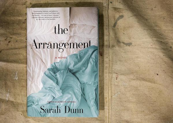 """The Arrangement,"" by Sarah Dunn. (Robin Lubbock/WBUR)"