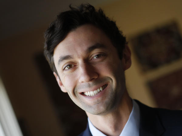 Democratic congressional candidate Jon Ossoff hopes to upset the field in a GOP-leaning district in the Atlanta suburbs. He has raised $8 million, far more than most congressional races.